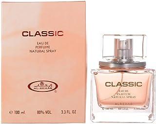 Classic by Al Rehab for Women - Eau de Parfum, 100ml