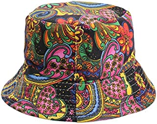 TT WARE Women Bucket Sun Basic Hunting Fishing Outdoor Casual Sport Cap Floral Hat