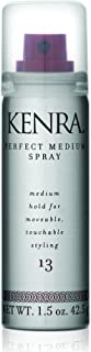 Kenra Perfect Medium Hair Spray #13, 80% VOC, 1.5-Ounce Travel Size