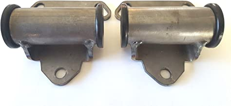 S10 SONOMA Urethane frame mounts for use with our S10 LS1 engine Mounts