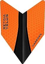 هارووس فلايتس ريتينا إكس فيلوس - برتقالي - طقم 3 فلايتس