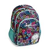 mochila escolar doble HABLANDO SOLA by DIS2