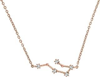 aquarius necklace mens