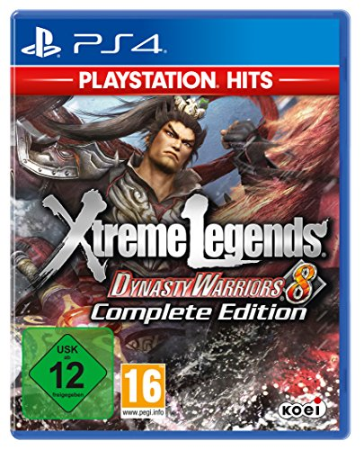 Dynasty Warriors 8 - Complete Edition PLAYSTATION HITS (PS4)