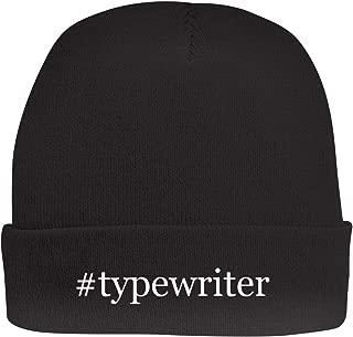 Shirt Me Up #Typewriter - A Nice Hashtag Beanie Cap