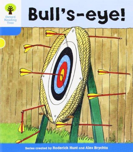 Oxford Reading Tree: Level 3: More Stories B: Bull's Eye!の詳細を見る