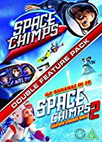 Space Chimps 1 And 2 [DVD]