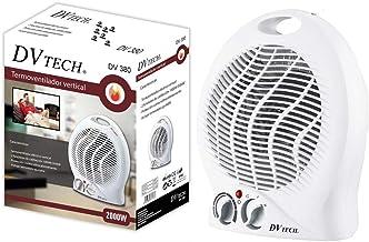 Calefactor acondicionador de Aire portatil Potente Caliente 2 temperaturas y Frio 2000w Oficina Hogar Calor DV380 Klack