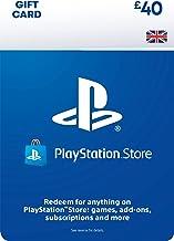 PlayStation PSN Card 40 GBP Wallet Top Up | PS5/PS4 | PSN Download Code - UK account
