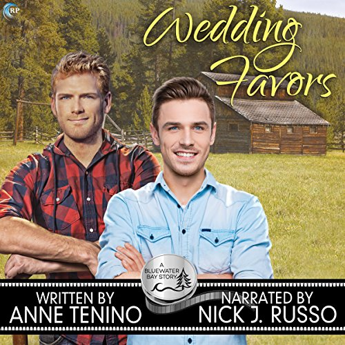Wedding Favors audiobook cover art