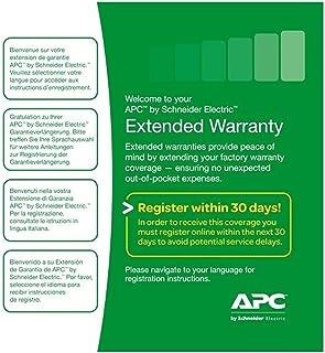 APC Extended Warranty Service Pack Support technique support t él éphonique 3 ann ées 24 heures par jour / 7 jours par sem...