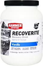 Recovery Drink Recoverite Vanilla 16 Servings tub by hammer Nutrition Estimated Price : £ 29,00