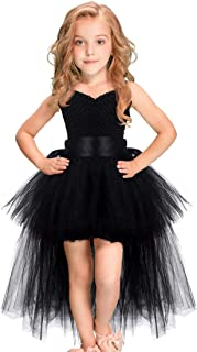 Girls Tutu Dress Tulle Princess Dresses for Prom,Party,Pageant,Birthday,Special Occasion