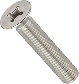 Pack of 50 Fully Threaded 1//2 Length Meets ASME B18.6.3 Plain Finish Slotted Drive 1//4-20 Threads 18-8 Stainless Steel Machine Screw Fillister Head