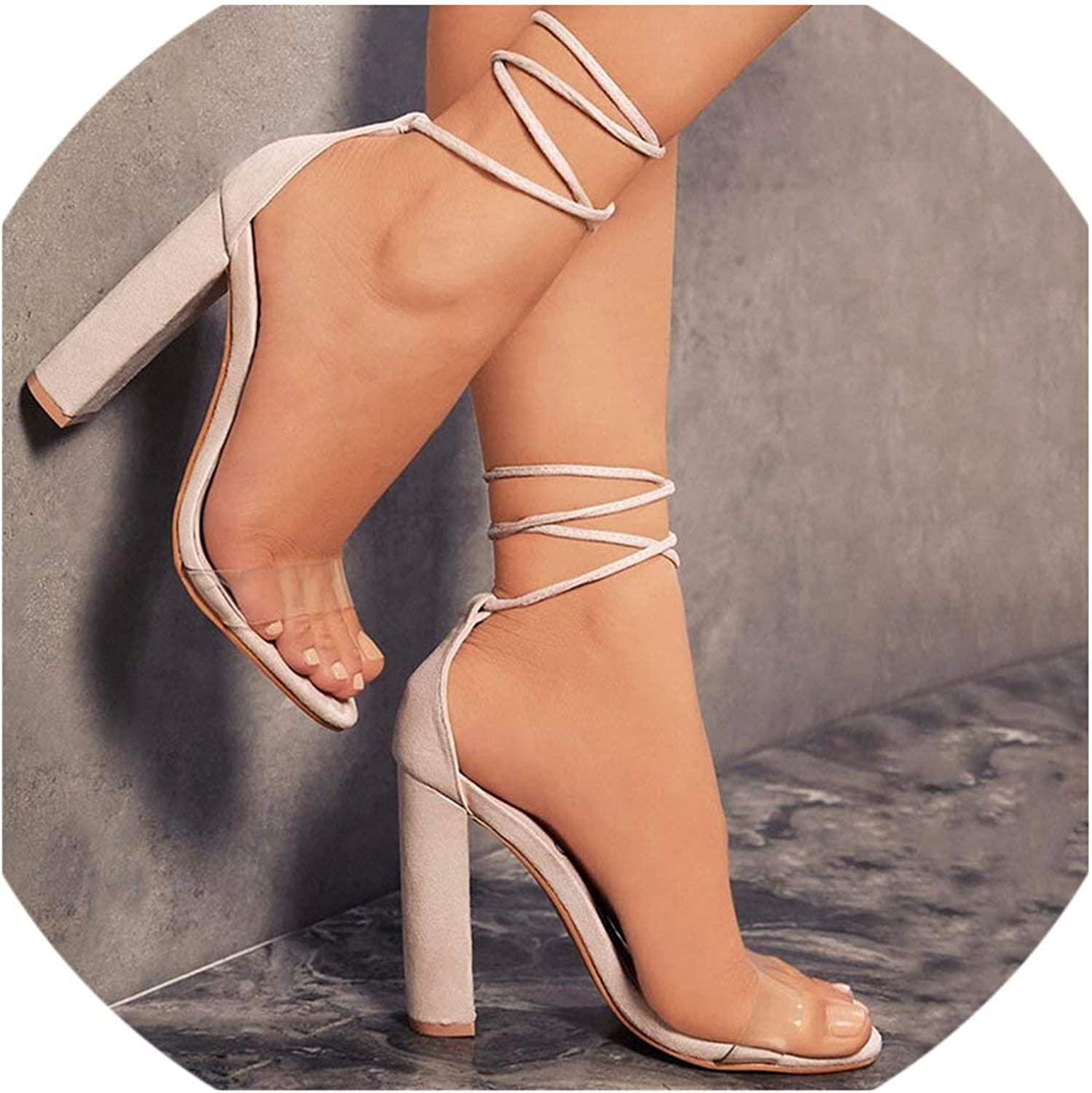 Summer shoes T-Stage Fashion High Heel Sandals Sexy Party Wedding shoes