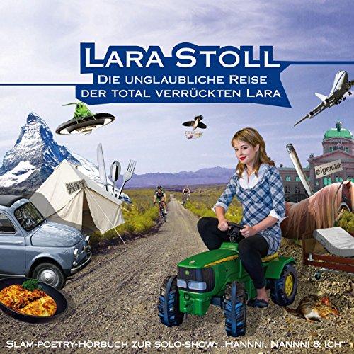 Die unglaubliche Reise der total verrückten Lara Titelbild