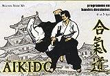 Aïkido en bandes dessinées - Du débutant au 4e kyû