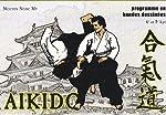 Aïkido en bandes dessinées - Du débutant au 4e kyû de Ngoc-My Nguyen