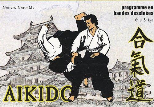 Aïkido en bandes dessinées