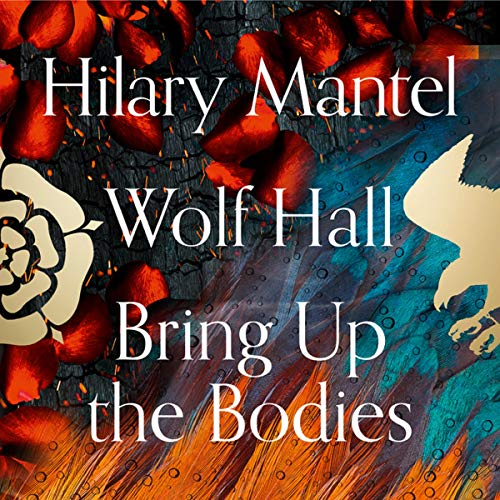 Wolf Hall and Bring Up the Bodies cover art