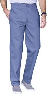 Mens Cotton Elasticated Rugby Trouser Pants with Drawcord Color