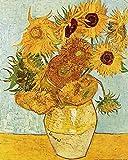 1art1 Vincent Van Gogh - Stillleben Mit Sonnenblumen, 1888