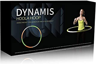 Dynamis Fat Burning Weighted Hoola Hoop