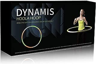 Dynamis Fat Burning Weighted Hoola Hoop
