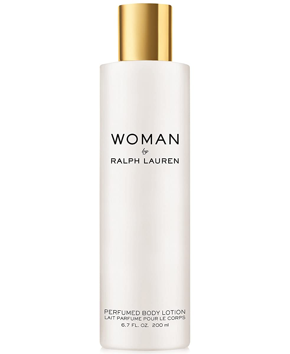 中世のガイドカストディアンWoman (ウーマン) 6.7 oz (200ml) Perfumed Body Lotion(ラルフ ローレン)