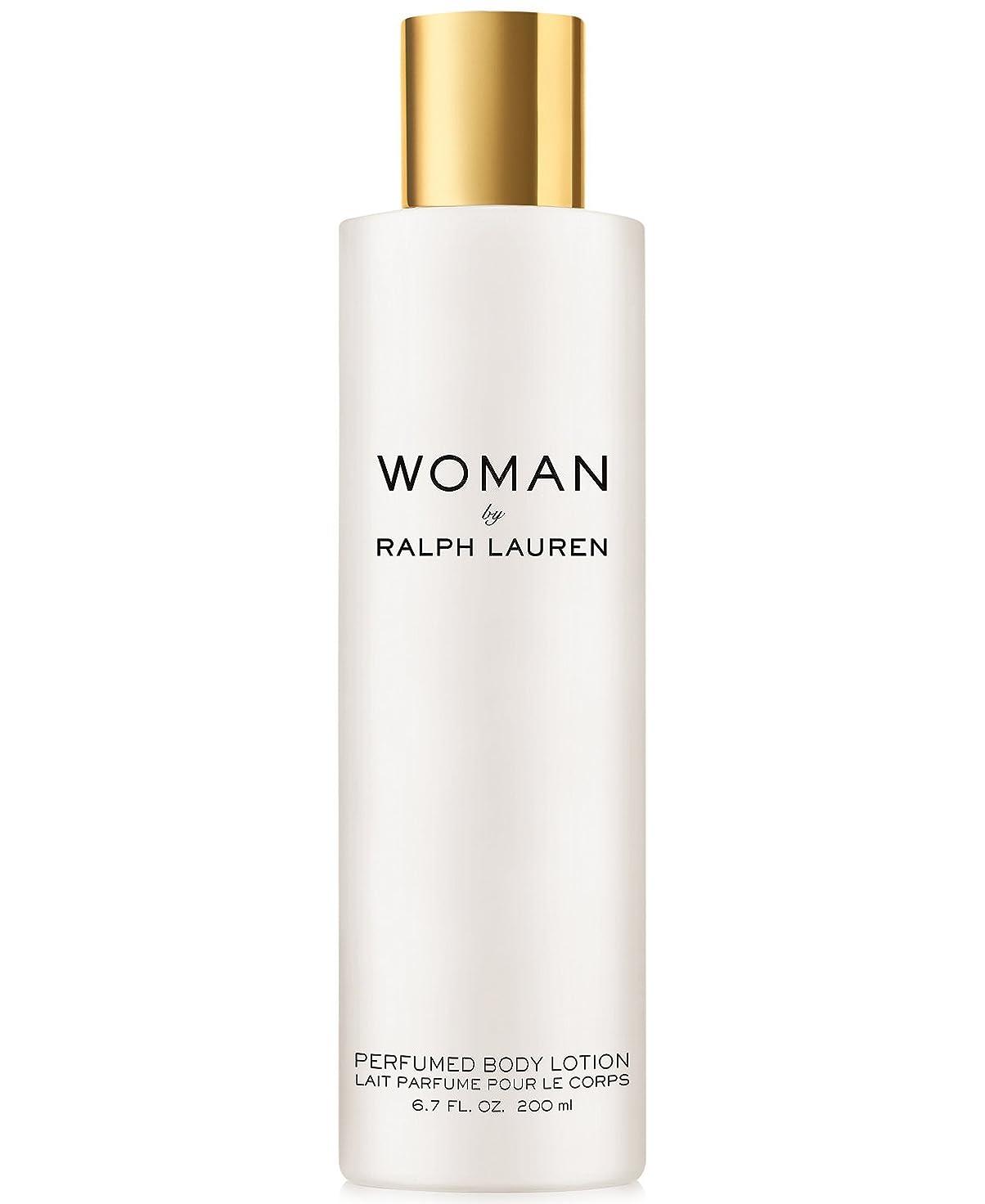 逃す素晴らしき統合するWoman (ウーマン) 6.7 oz (200ml) Perfumed Body Lotion(ラルフ ローレン)