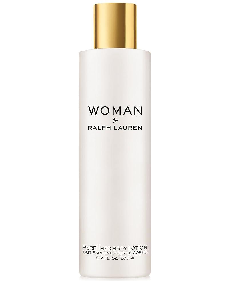 達成理容師分割Woman (ウーマン) 6.7 oz (200ml) Perfumed Body Lotion(ラルフ ローレン)