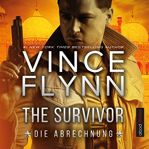The Survivor - Die Abrechnung audiobook cover art