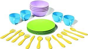 Green Toys Dish Set Closed Box