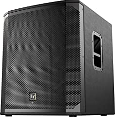 Ev QuickSmart mobile application: quickly and wirelessly configure, control and monitor up to six Elx200 loudspeakers simultaneously Quicksmartdsp features best-in-class processing High-efficiency 1200 W Class-D power amplifier delivers up to 132 dB ...