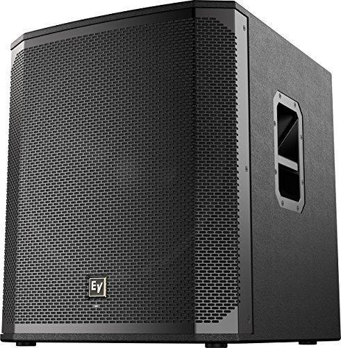 """Electro-Voice ELX200-18SP 18"""" 1200W Powered Subwoofer"""