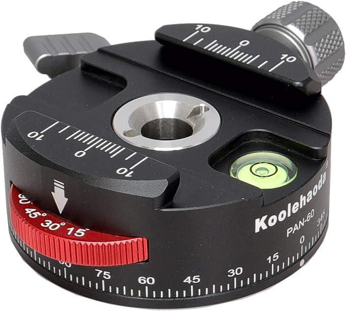 25 opinioni per Koolehaoda Testa panoramica per treppiede Testa a sfera per treppiede