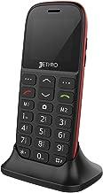 Jethro 3G Unlocked Senior & Kids Bar Cell Phone Model SC318v2 Black