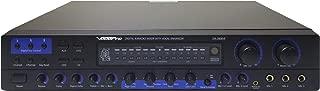 VocoPro DA-2808VE Karaoke Mixer with Vocal Enhancer and Optical Input Box