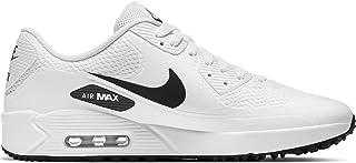 Nike Air MAX 90 G White/Black Unisex Golf Shoes