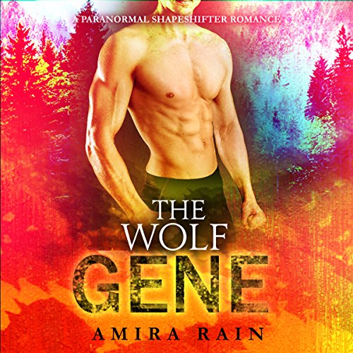 The Wolf Gene audiobook cover art