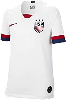 Nike Youth USA Home Soccer Jersey 2019-20 (White)