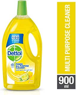 Dettol Lemon Healthy Home All- Purpose Cleaner 900ml