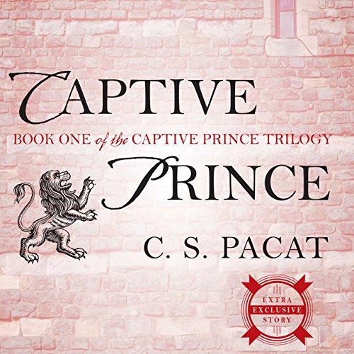 Captive Prince cover art