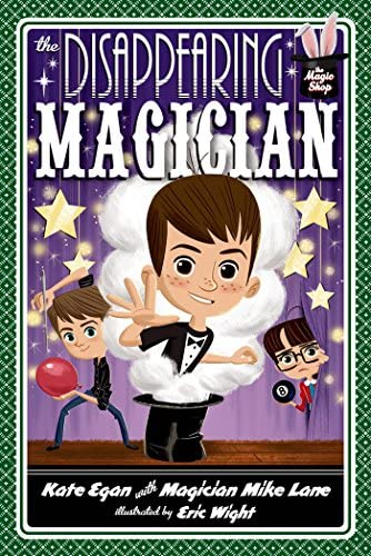 The Disappearing Magician Magic Shop Series product image