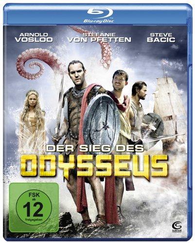 Der Sieg des Odysseus / Odysseus: Voyage to the Underworld (2008) ( Odysseus & the Isle of Mists ) (Blu-Ray)