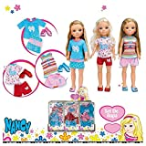 Nancy - Set clothes and shoes (assorted models)