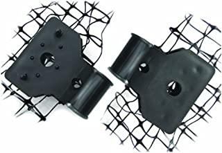 Bird-X Bird Netting Mounting Clips Makes Installing Bird Netting EASY and FAST, Case of 250