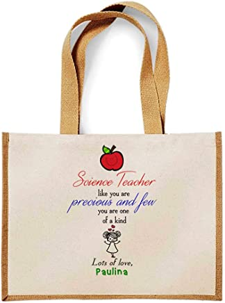 Charo Gifts Sac en toile de jute humoristique pour enseignant dhistoire comme vous êtes précieux et peu nombreux. Sacs de courses