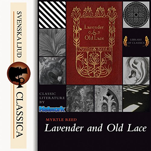 Lavender and Old Lace audiobook cover art