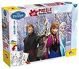 Lisciani Puzzle Doble Cara 108 Piezas Disney Froze 49301